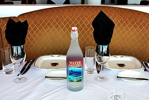 Reutilizable Botella de cristal Edición Limitada de Guy ...