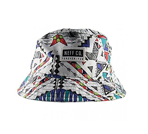0a006f4a0469 ... real neff womens rose bucket white hat one size at amazon womens  clothing store 2949a cd26e