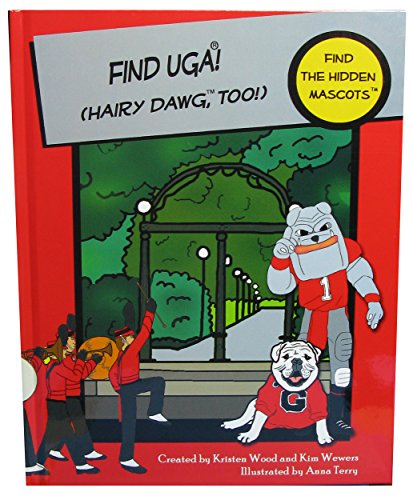 Find Uga! - University of Georgia