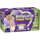 BabyLove Nappy Pants Junior Jumbo Pack 42