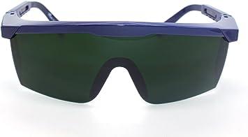 Solar Welder Goggles Headband Portable Protective Goggle PC Glasses Lens