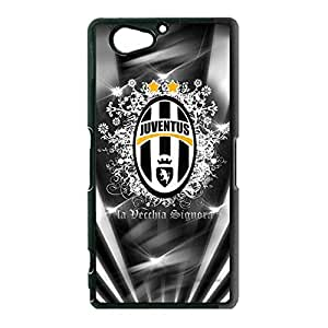 Sony Xperia Z2 Compact (Z2 mini) Cover,Football Juventus FC S.P.A Phone Case Sports Italia Series Creative Custom Fc Juventus Soccer Logo Protective Case Cover