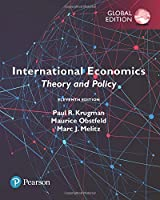International Economics: Theory and Policy, Global Edition, 11th Edition Front Cover