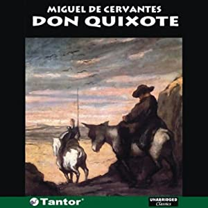 Don Quixote Audiobook