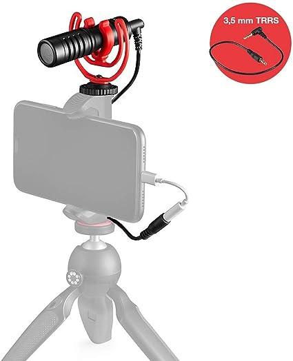Joby Jb01643 Bww Wavo Mobiles Kompaktmikrofon Für Kamera