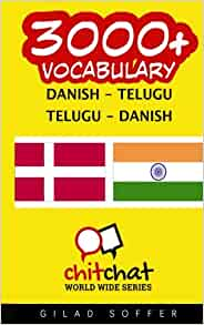 Amazon.com: 3000+ Danish - Telugu Telugu - Danish