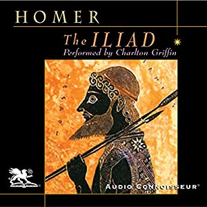 The Iliad Hörbuch