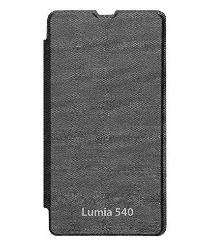 brand new 3e06b 33d63 Flip Cover for Microsoft Lumia 540 - Black