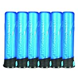 HK Army High Capacity Pods - Turquoise / Black - 6 Pack
