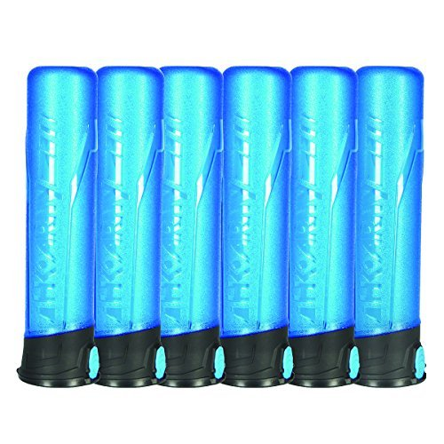 HK Army High Capacity Pods - Turquoise / Black - 6 Pack by HK Army