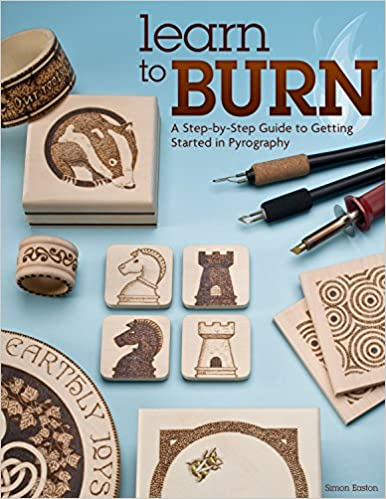 ??NEW?? Learn To Burn: A Step-by-Step Guide To Getting Started In Pyrography. Explora Easily November Bundle ladies Forte