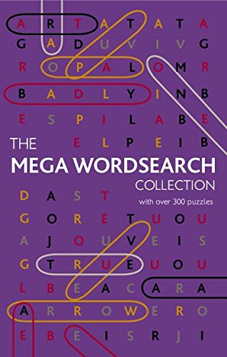 Mega Wordsearch Collection - Series 6 (Spiral: The Bonds of -
