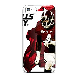 High Grade Laggo Flexible Tpu Case For Iphone 5c - Tampa Bay Buccaneers