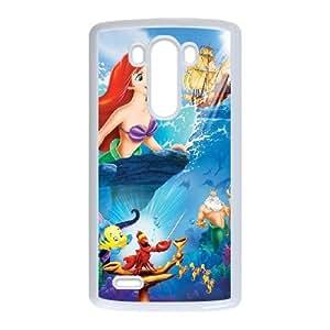 LG G3 Phone Case The Little Mermaid FH81434
