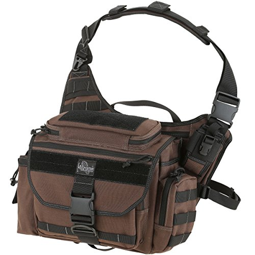 Maxpedition Mongo Versipack Waist Pack, Dark Brown by Maxpedition