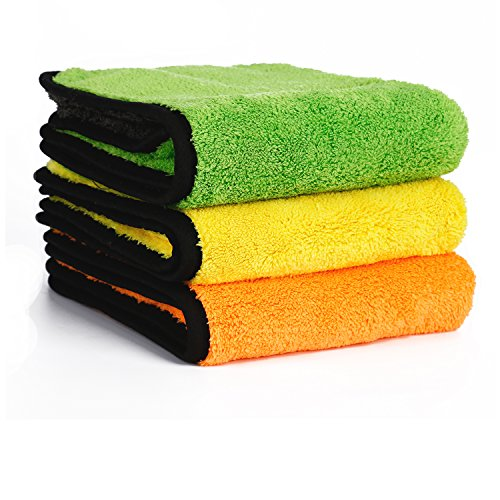 auto-detailing-towels-itavah-840gsm-ultra-thick-double-layer-plush-microfiber-car-cleaning-polishing