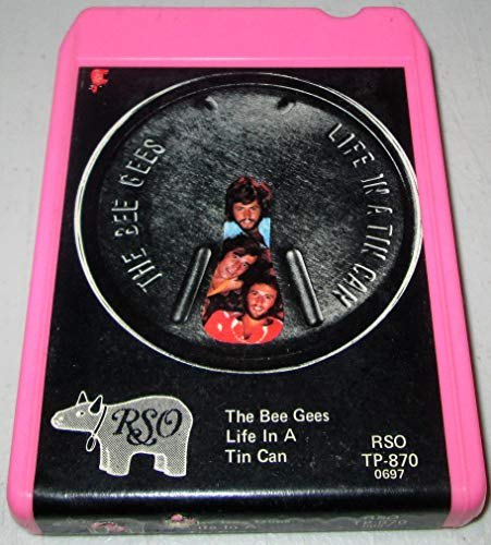 (Life in a Tin Can 8-TRACK TAPE)