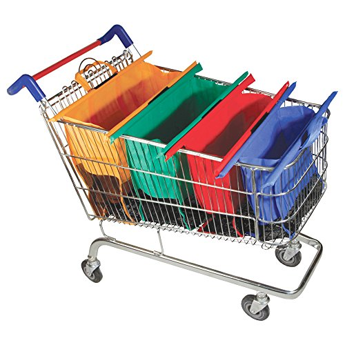Tool Style Quality Strong Grocery Shopping Trolley Bag