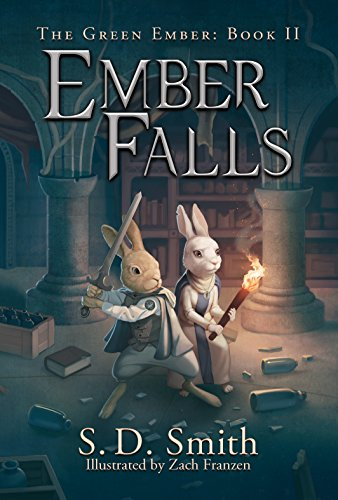 Ember Falls (The Green Ember Series: Book 2)