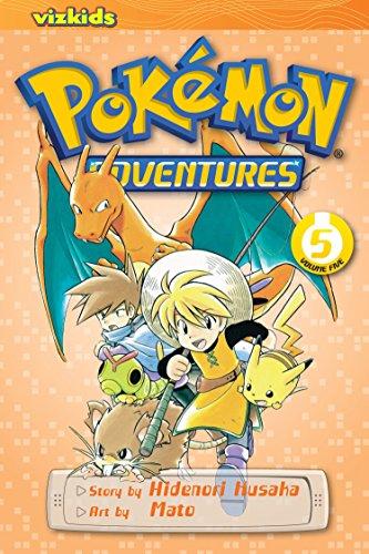 Pokémon Adventures, Vol. 5 (2nd Edition) Photo