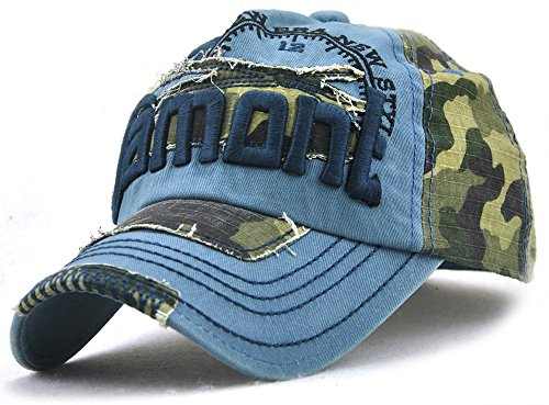 Camuflaje Hombre Gorra Hop Clásico Algodón Mujer Gorra Hat Gorras Yooeen Snapback de Bordado B Azul Hip Militar Ajustable de Beisbol Gorras Cap béisbol nxqwAPfSvI