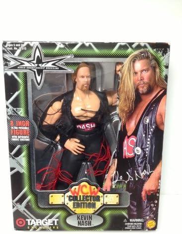 WCW Toy Biz 1999 NWO Kevin Nash Wrestling Figure