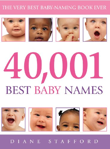 40,001 Best Baby Names (Best Traditional Baby Names)