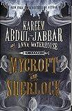 Mycroft and Sherlock Book (Unsigned) by Kareem Abdul-Jabbar and Anna Waterhouse
