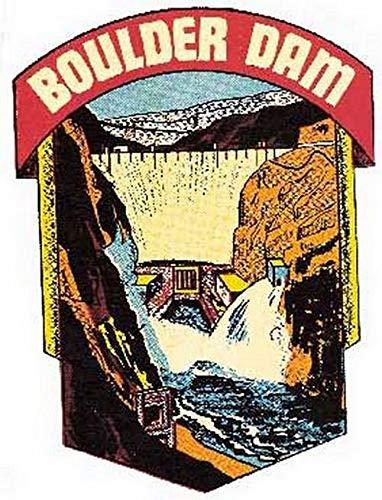 Boulder Dam Nevada