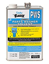 B\'laster 128-PWS-4PK Industrial Strength Parts Washer Solven...