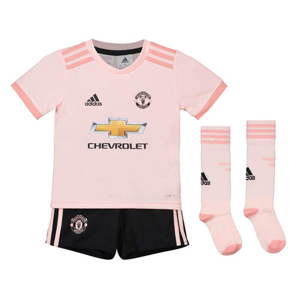 Amazon.com   UKSoccershop 2018-19 Man Utd Away Mini Kit (Anthony Martial  11)   Sports   Outdoors 850657382