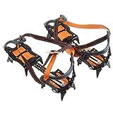 G4free Strap Type Crampons Ski Belt High Altitude Hiking Slip-resistant Crampon