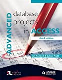 img - for Advanced Database Projects in Access book / textbook / text book