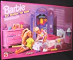 Barbie so Much to Do Bedroom Playset 1995 Retired