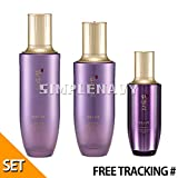 THE FACE SHOP Yehwadam Hwansaenggo Toner 160ml+Emulsion 140ml +Serum 45ml Review