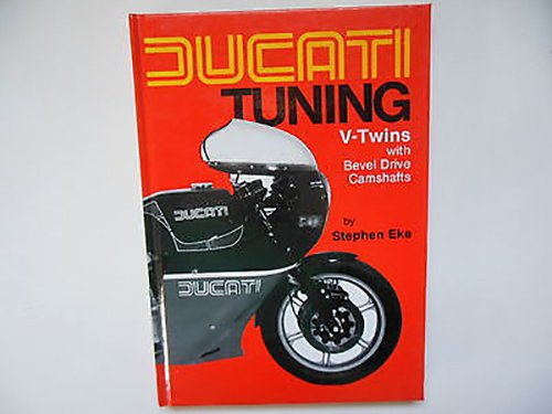 Ducati Tuning: V-twins with Bevel Drive Camshaft Ducati Bevel Drive
