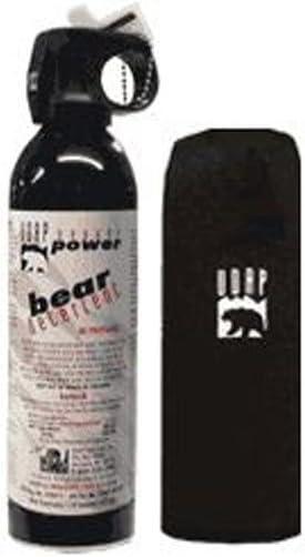 UDAP 18HP Super Magnum Bear Spray 13.4 Ounces