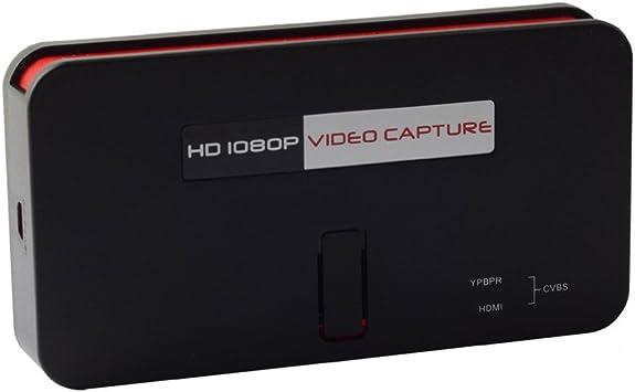 HD Video juego Capture caja tarjeta HDMI 1080 P registrador ...