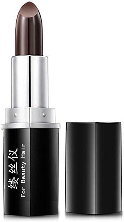 ASAP CHIC - Lápiz de tinte temporal para el cabello con forma de lápiz labial en 5 colores