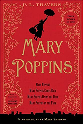Mary Poppins: 80th Anniversary Collection: Dr  P  L  Travers
