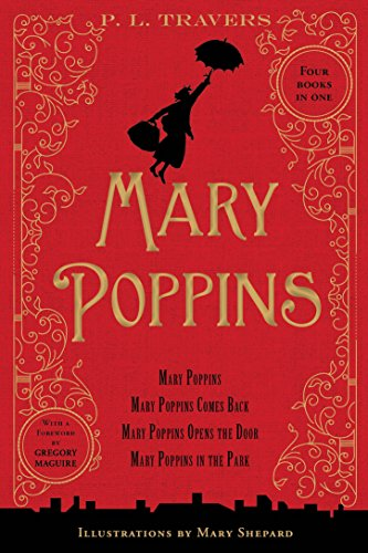 Mary Poppins: 80th Anniversary Collection (Cute Day Pl)