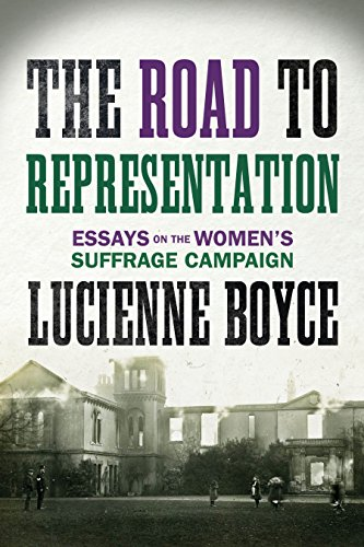 Good Persuasive Essay Topics For High School The Road To Representation Essays On The Womens Suffrage Campaign By  Boyce Lucienne High School Experience Essay also English Sample Essay Amazoncom The Road To Representation Essays On The Womens  Essay Examples For High School Students