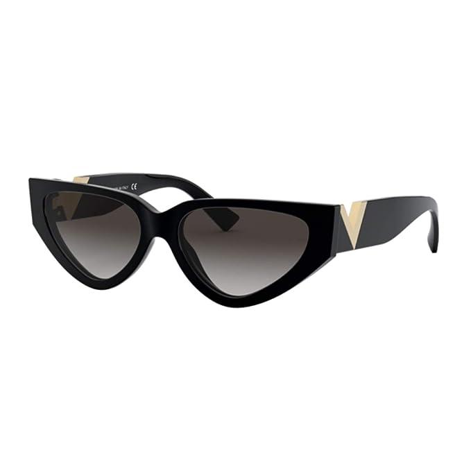 Gafas de Sol Valentino VA 4063 Black/Grey Shaded Mujer ...
