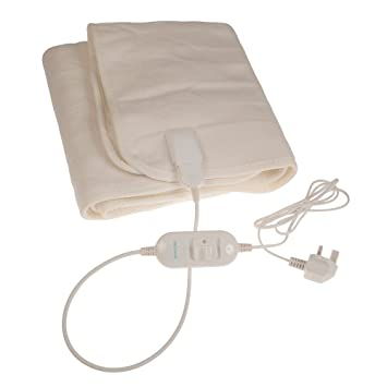 Kampa Snuggle Machine Washable Electric Under Blanket