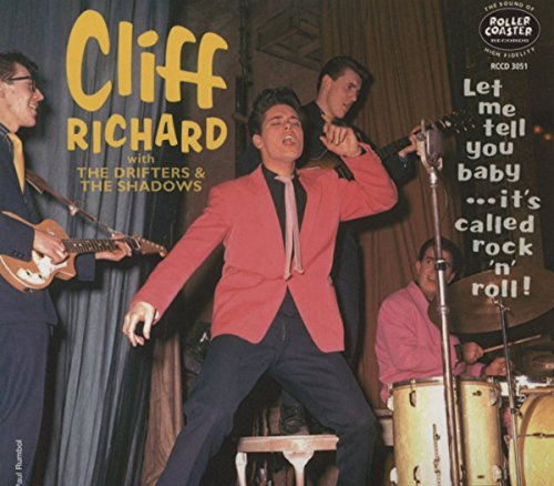 Cliff Richard - Let Me Tell You Baby - It