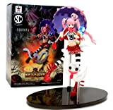 Banpresto 48557 SCultures One Piece Figure Colosseum Volume II Perona/Perhona 7″ Action Figure