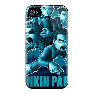 Scratch Protection Hard Phone Covers For Iphone 6 (hRF13709kyJp) Provide Private Custom Stylish Linkin Park Skin