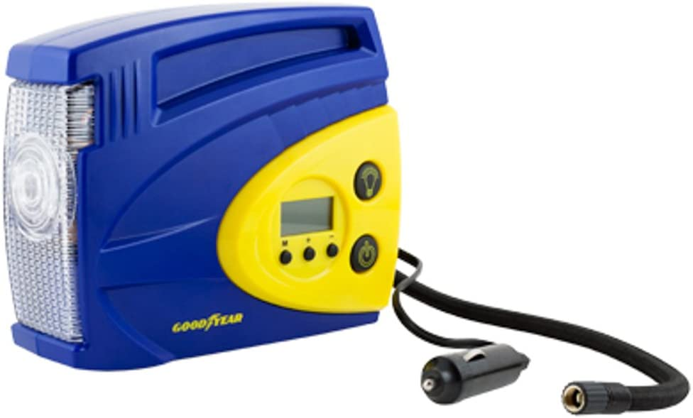 Good Year GOD0008 Compresor Digital Aire 100 PSI de 2,4 Bar ...