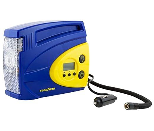 3 opinioni per Mini compressore portatile 100 psi Good Year