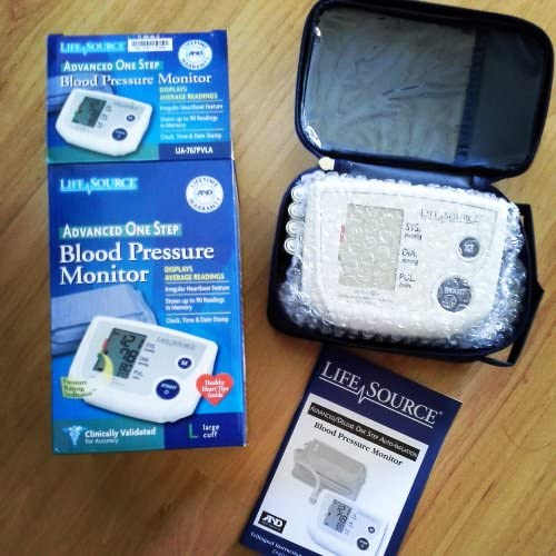 Advanced One Step Blood Pressure Monitor